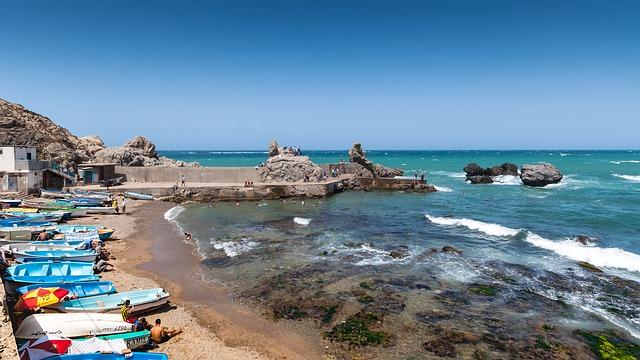 A la découverte de l'algérie