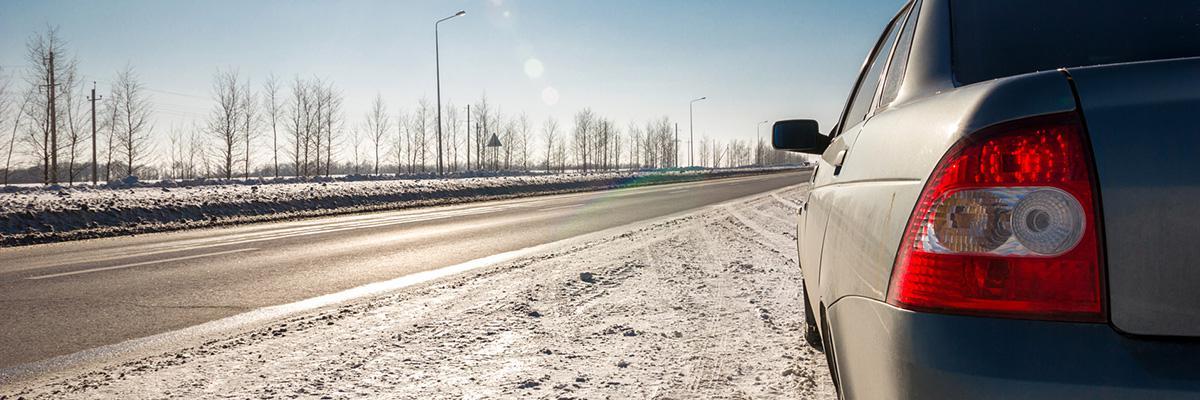prendre soin de sa voiture pendant l'hiver
